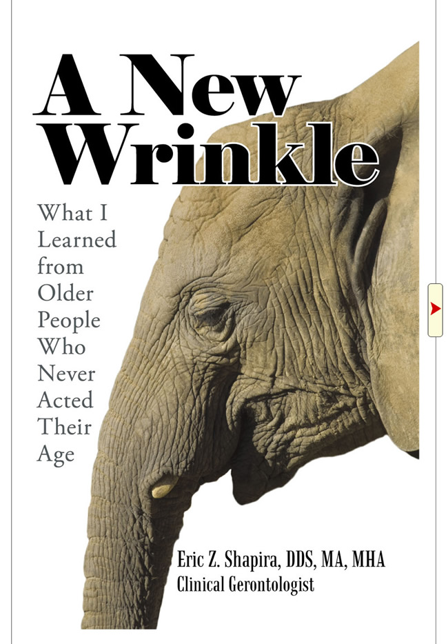 A New Wrinkle Book Cover